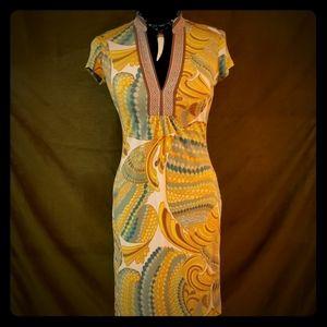 Vintage Trina Turk dress.